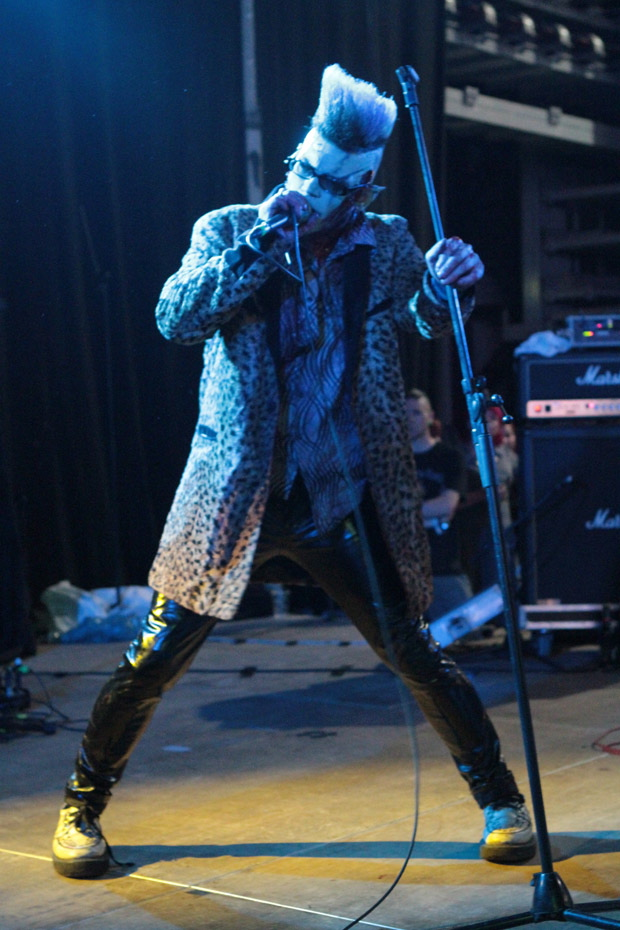 Demented Are Go auf dem Rock'n'Ink 2012