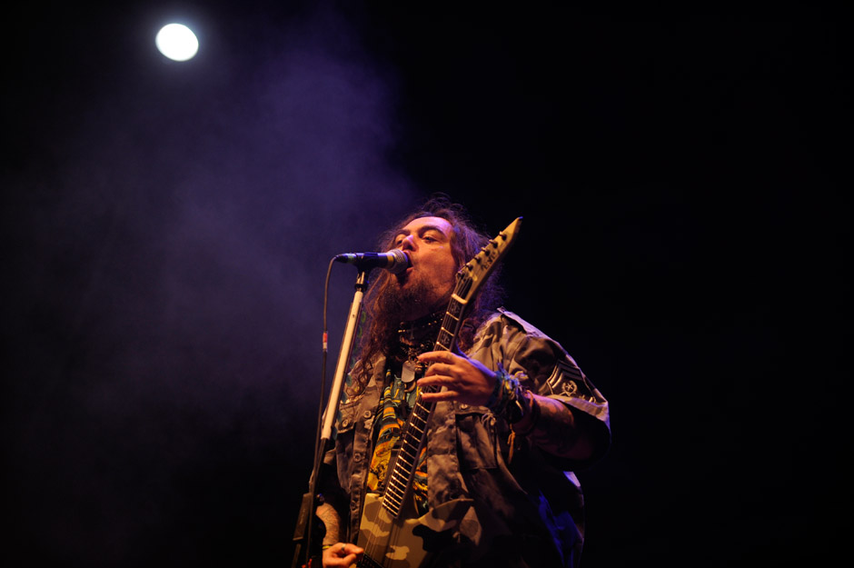 Soulfly, With Full Force, 01.07.2012