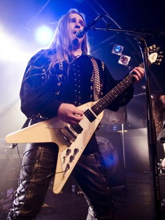Stormwarrior, live, 29.04.2012 Hamburg, Markthalle