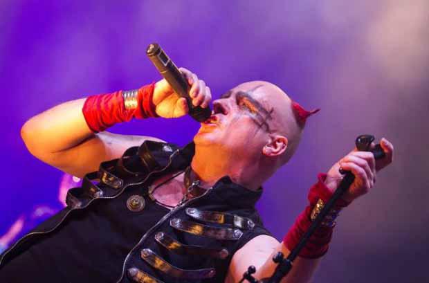 Tanzwut live, 26.12.2011 Bremen, Pier 2