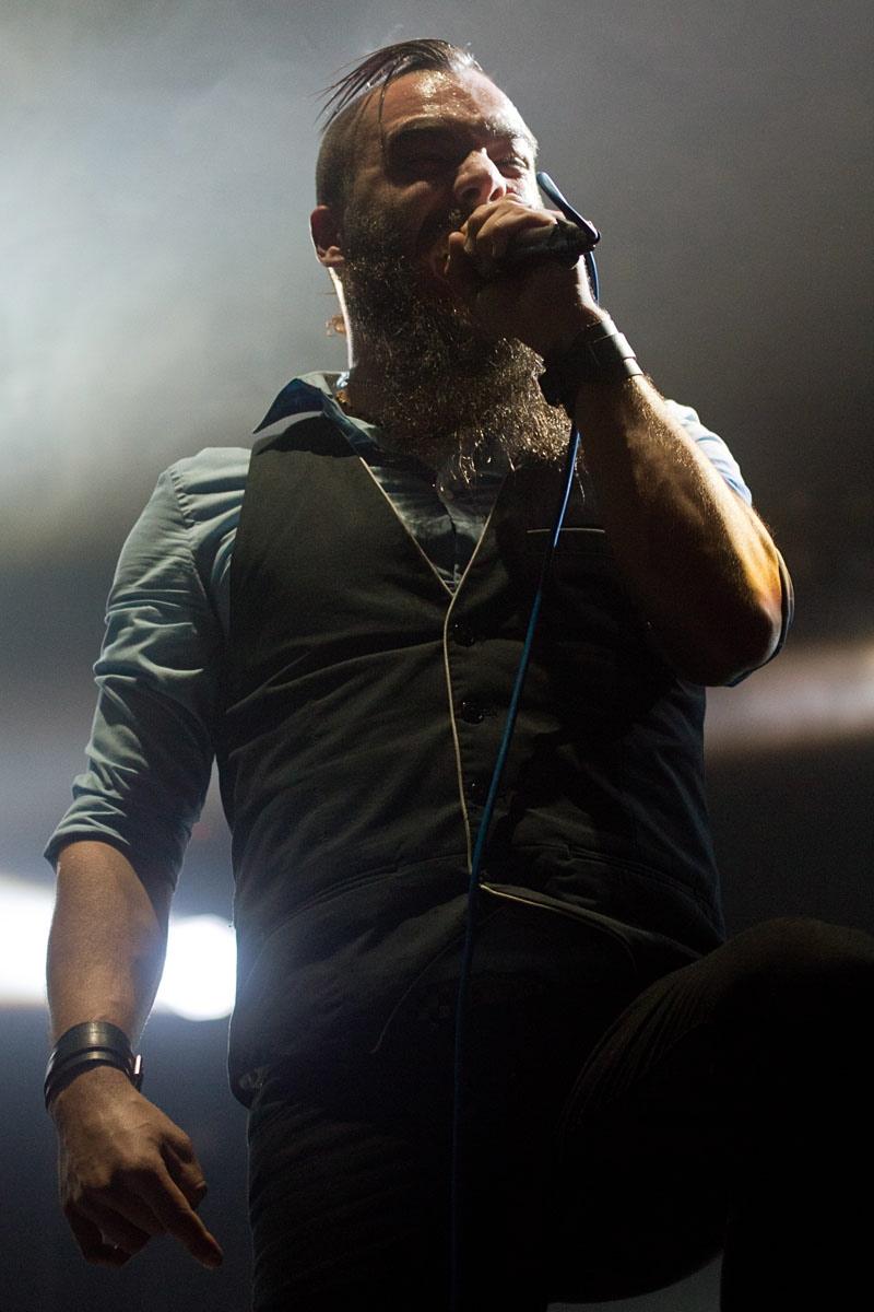 Times Of Grace, Graspop Metal Meeting 2011