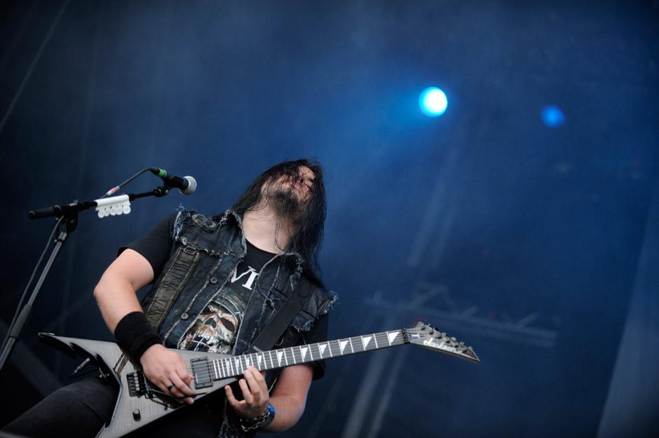 Trivium, With Full Force, 01.07.2012