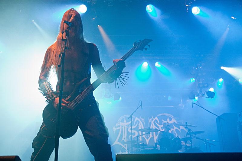 Tsjuder, live, Wacken 2011