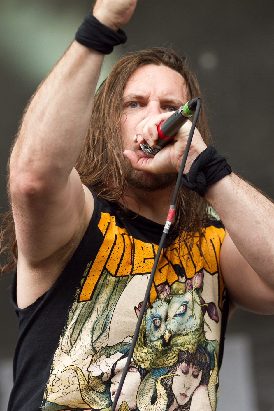Unearth, With Full Force, 01.07.2012