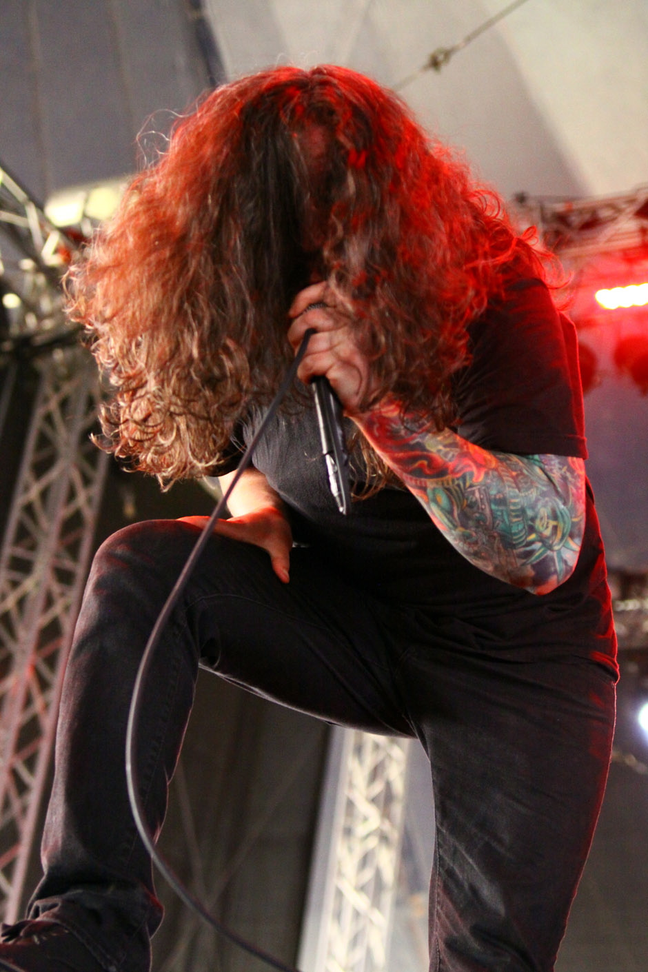 All Shall Perish, With Full Force, 30.06.2012