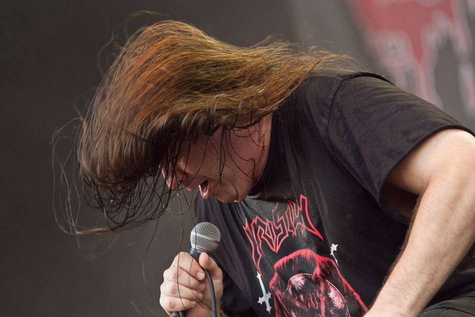 Cannibal Corpse, With Full Force, 30.06.2012