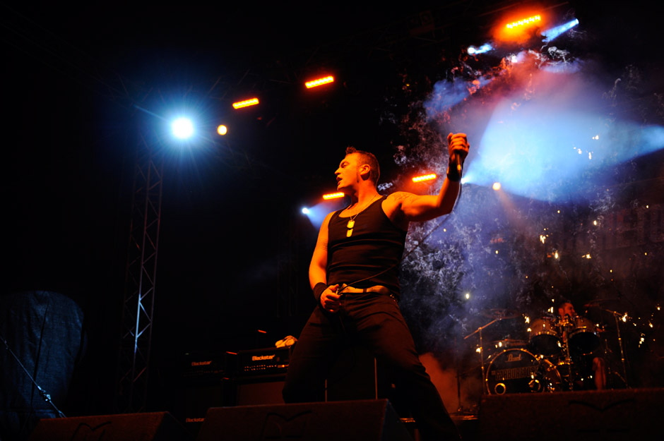 Carburetors, With Full Force, 30.06.2012