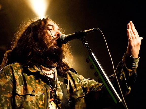 Cavalera Conspiracy, live, 01.07.2011 Hamburg, Grünspan