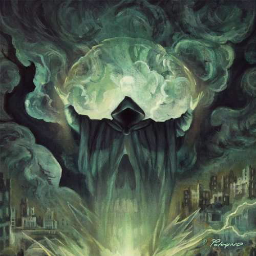 Cover Artworks von Joe Petagno