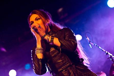 Amaranthe, live, 31.10.2011 Hamburg, Grosse Freiheit 36