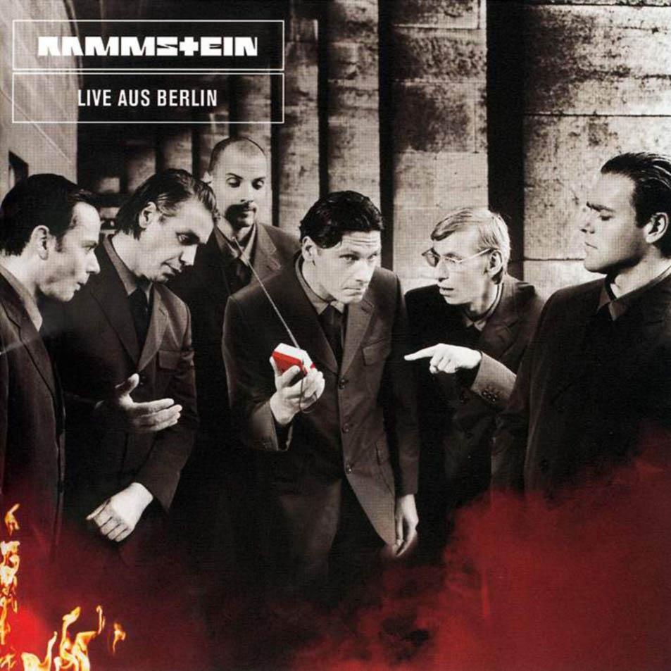 Rammstein LIVE AUS BERLIN (1999)