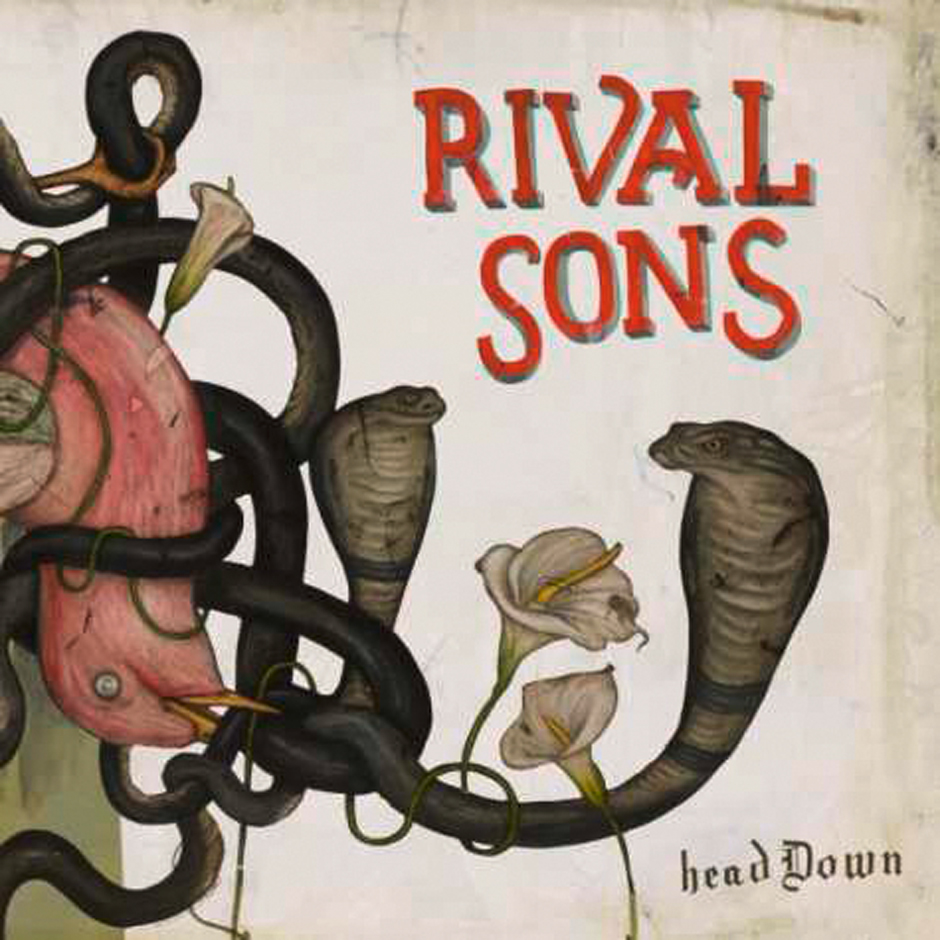 Rival Sons HEAD DOWN (2012)