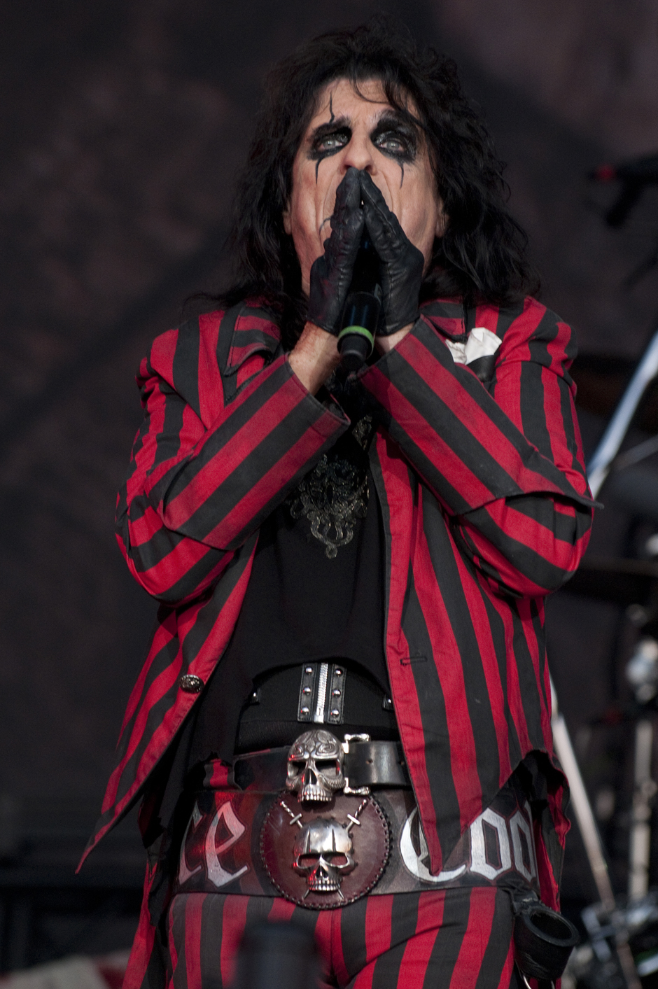 Alice Cooper live, Wacken Open Air 2013