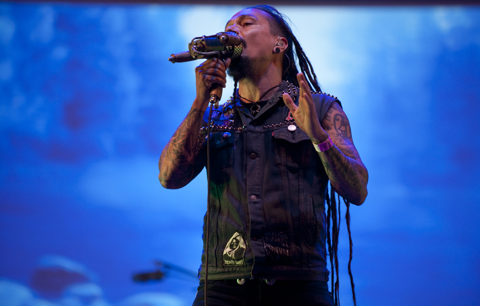 Amorphis live, Wacken Open Air 2013