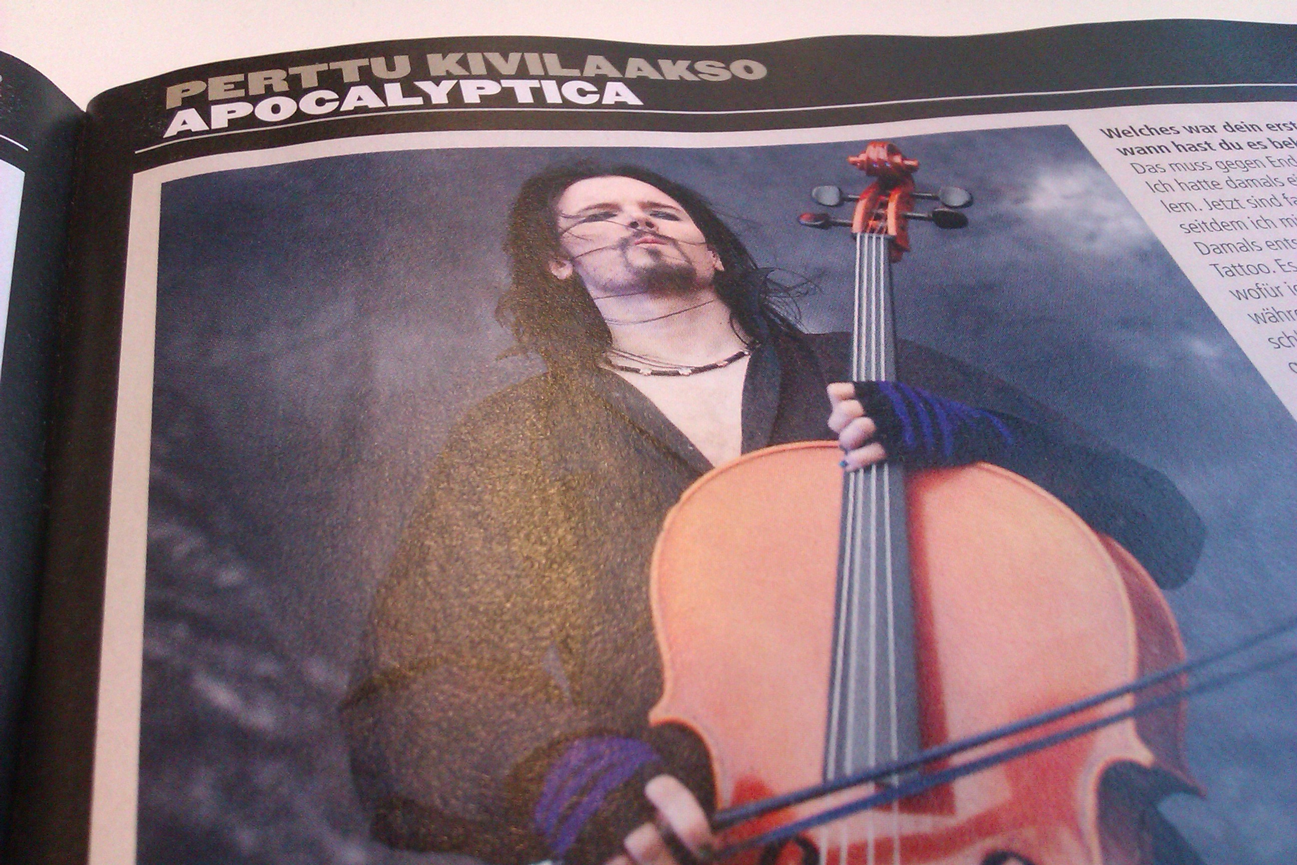 METAL HAMMER-Ausgabe 02/2014