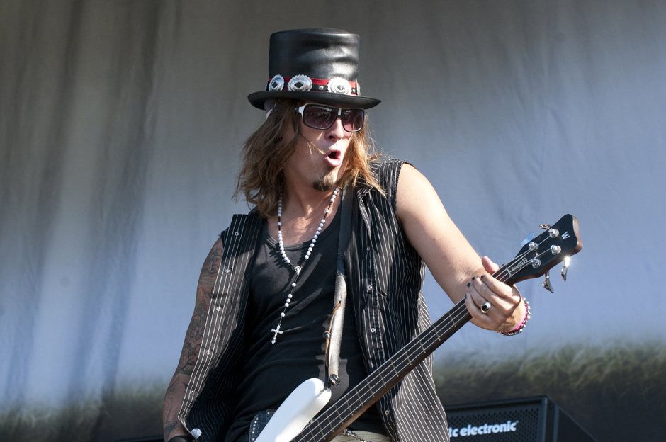 Pretty Maids live, Wacken Open Air 2013