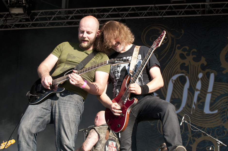 Soilwork live, Wacken Open Air 2013