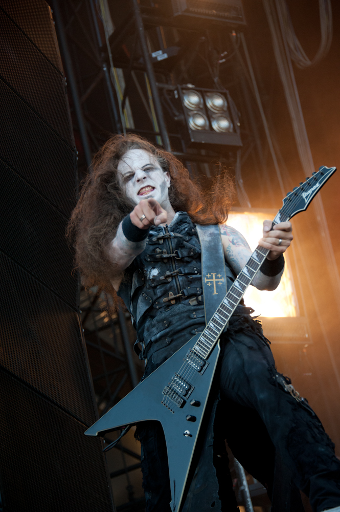Powerwolf live, Wacken Open Air 2013