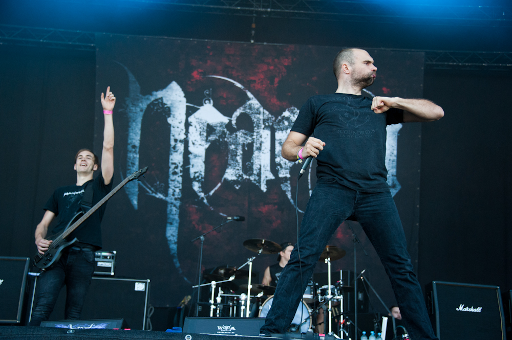 Neaera live, Wacken Open Air 2013