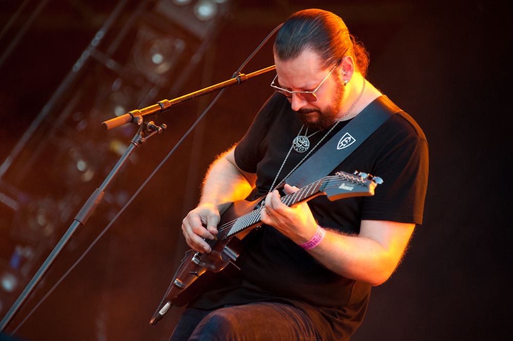Ihsahn live, Wacken Open Air 2013