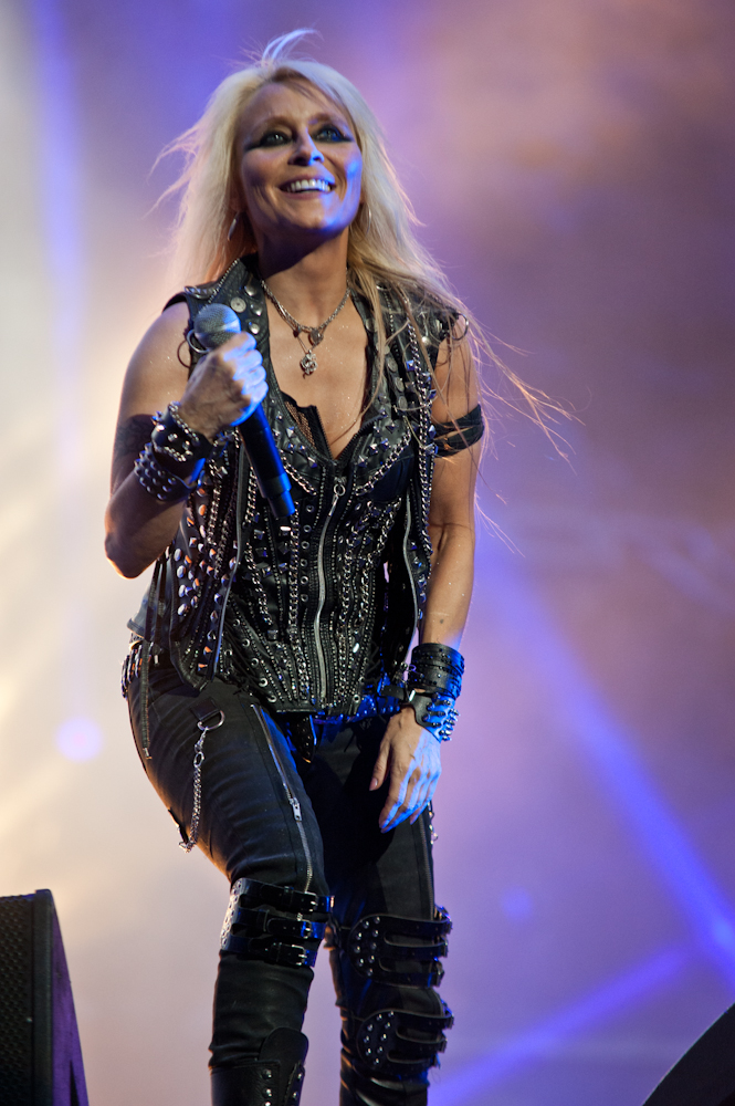 Doro live, Wacken Open Air 2013