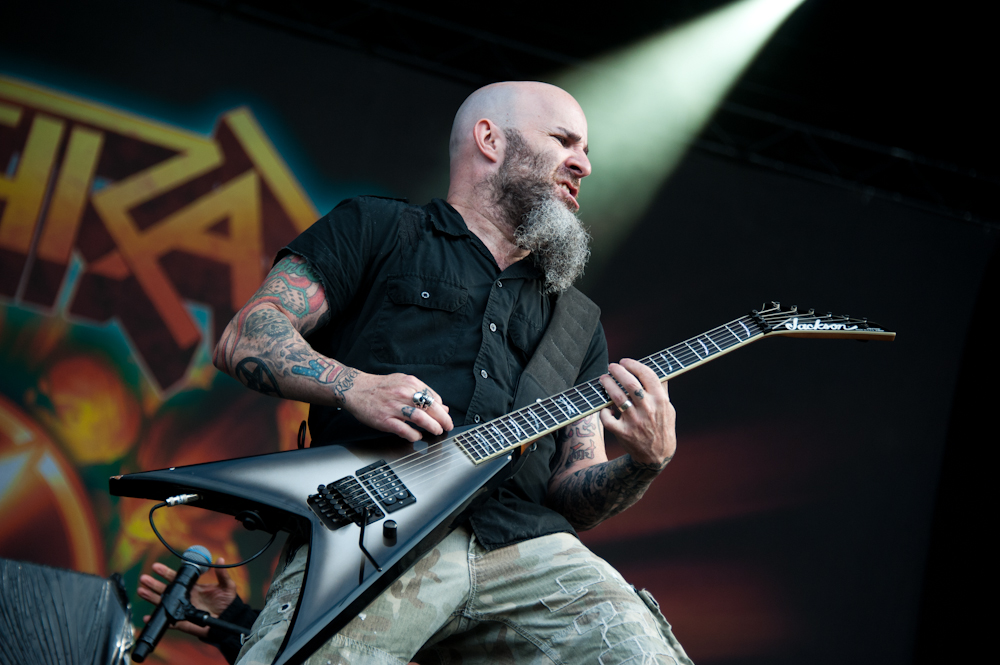 Anthrax live, Wacken Open AIr 2013