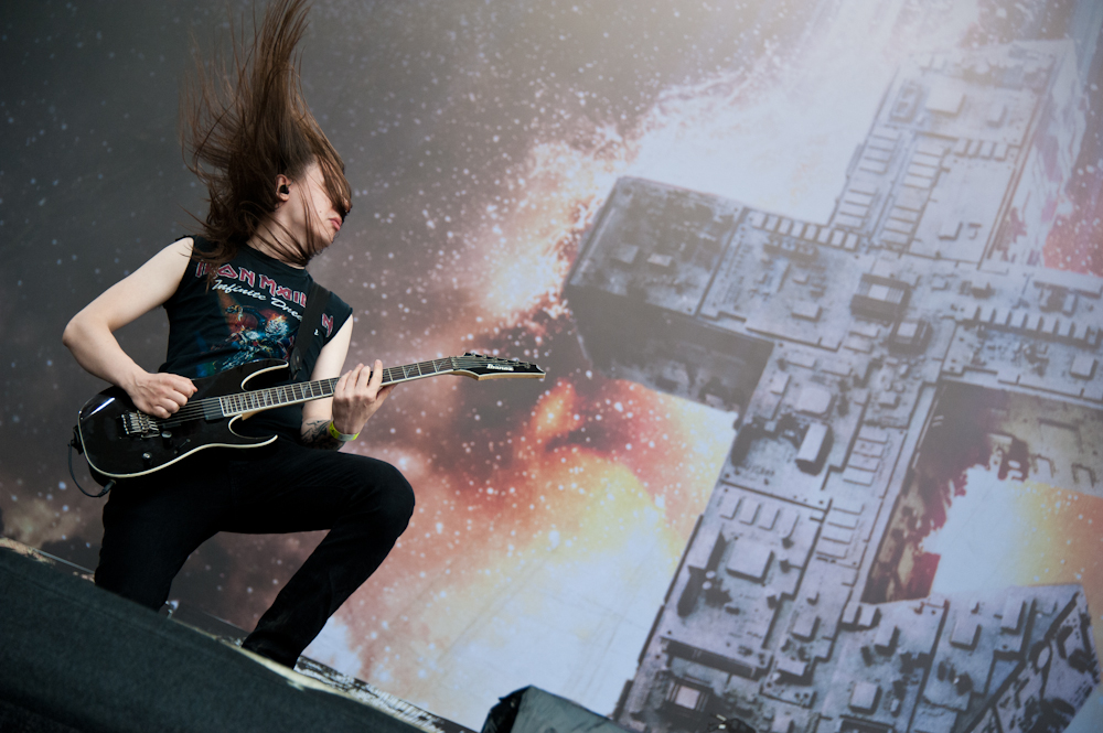 Callejon live, Wacken Open AIr 2013