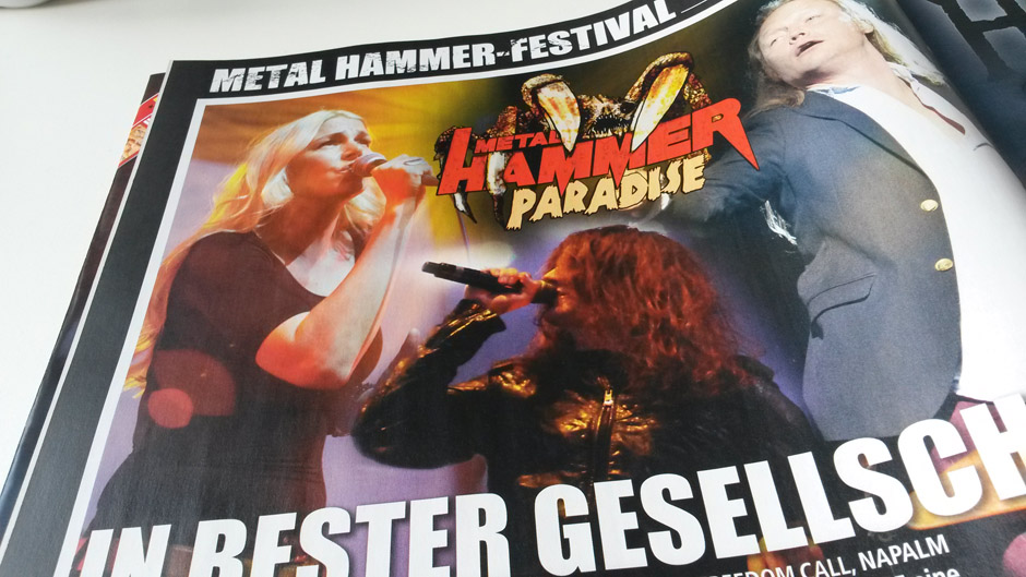 METAL HAMMER-Ausgabe September 2014