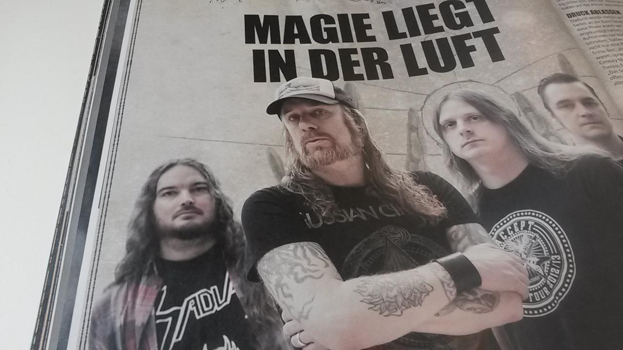 METAL HAMMER-Ausgabe November 2014