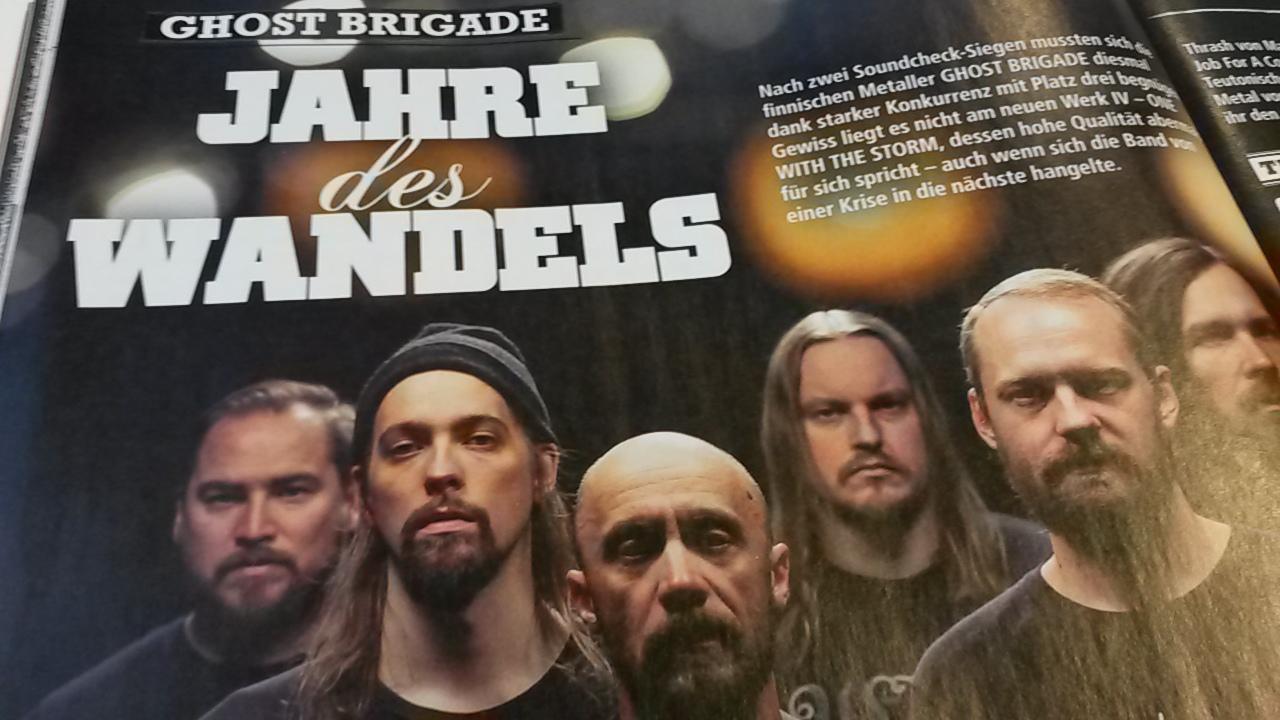 METAL HAMMER-Ausgabe 12/2014