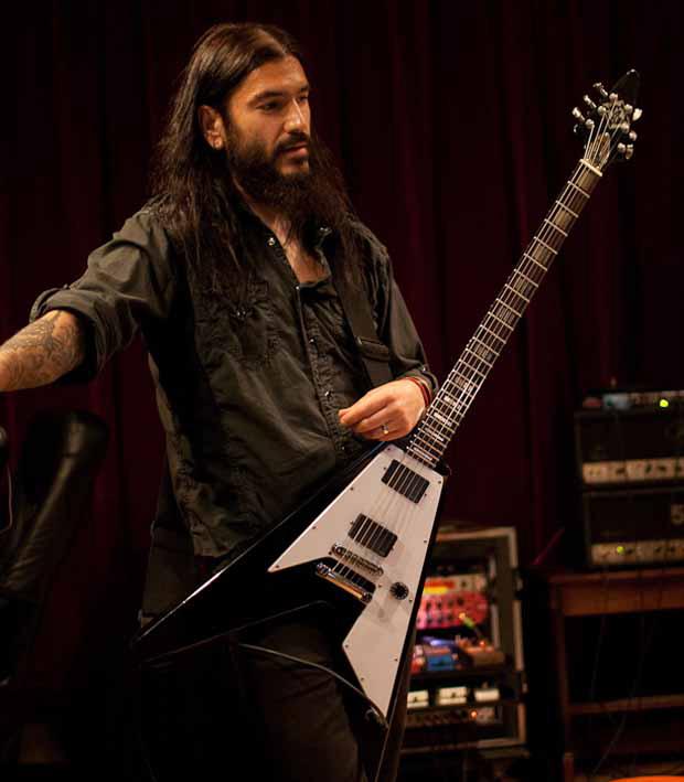 Machine Head, im Studio, 2011
