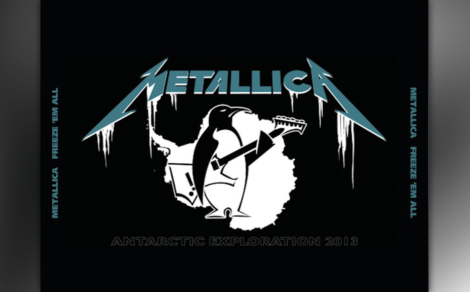 Metallica FREEZE 'EM ALL