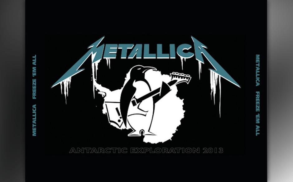 Metallica FREEZE 'EM ALL