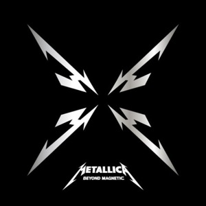 Metallica BEYOND MAGNETIC (EP) Cover