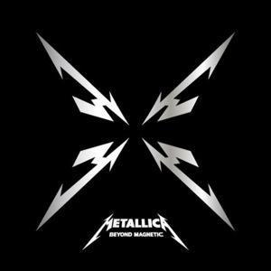 Metallica BEYOND MAGNETIC (EP) Cover
