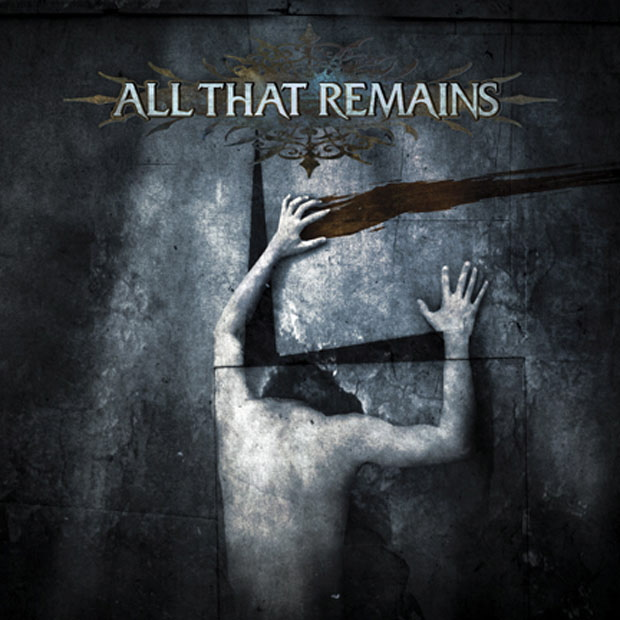 All That Remains, The Fall Of Ideals CD Cover