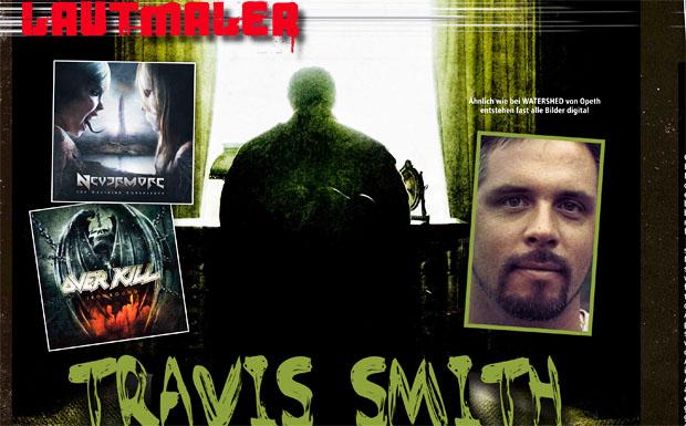 Grafiker Travis Smith in der Lautmaler-Serie