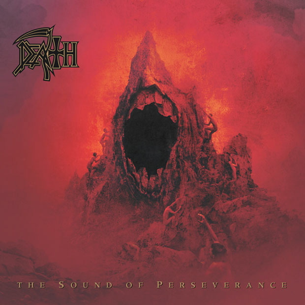 Death, The Sound Of Perseverance CD Cover