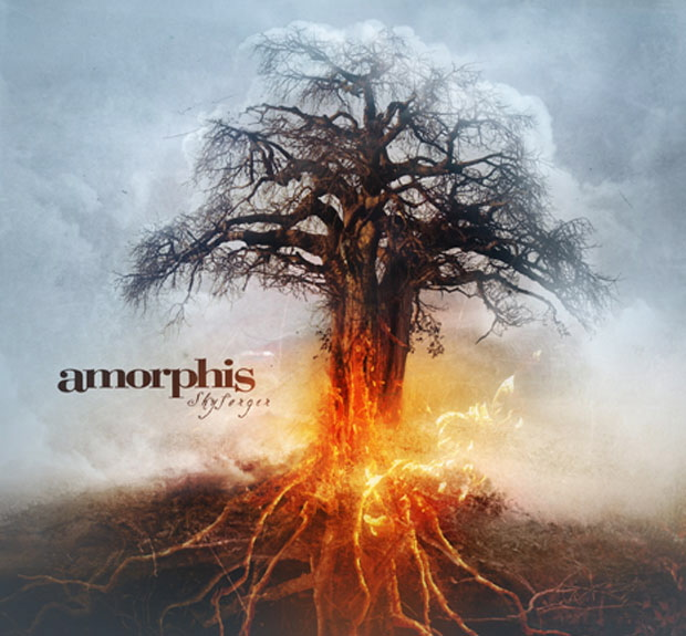 Amorphis, Skyforger CD Cover
