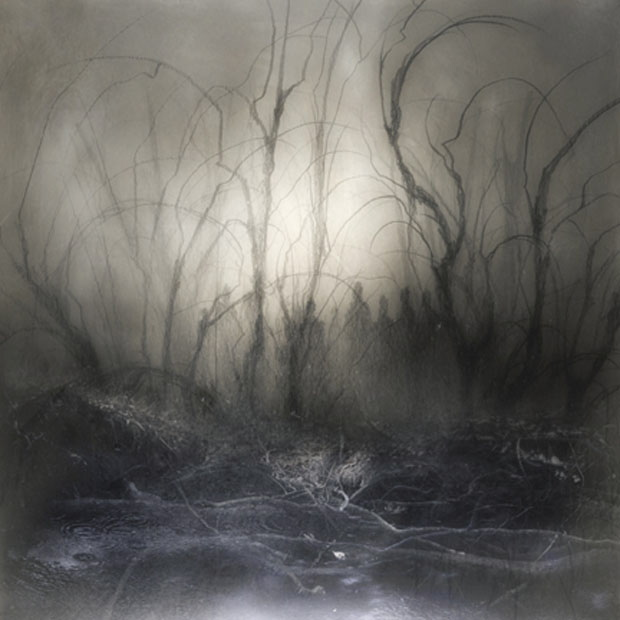 Opeth, Blackwater Park CD Cover