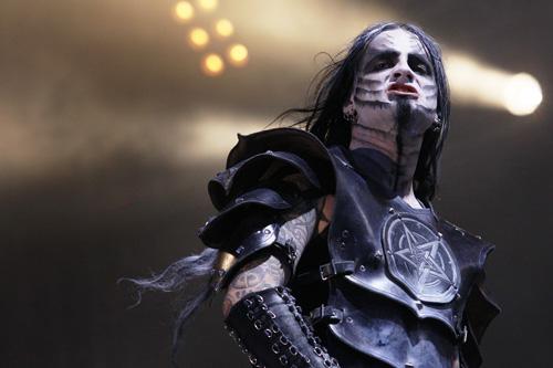 Dimmu Borgir live, With Full Force 2009