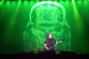Slayer live, Wacken Open Air 2014