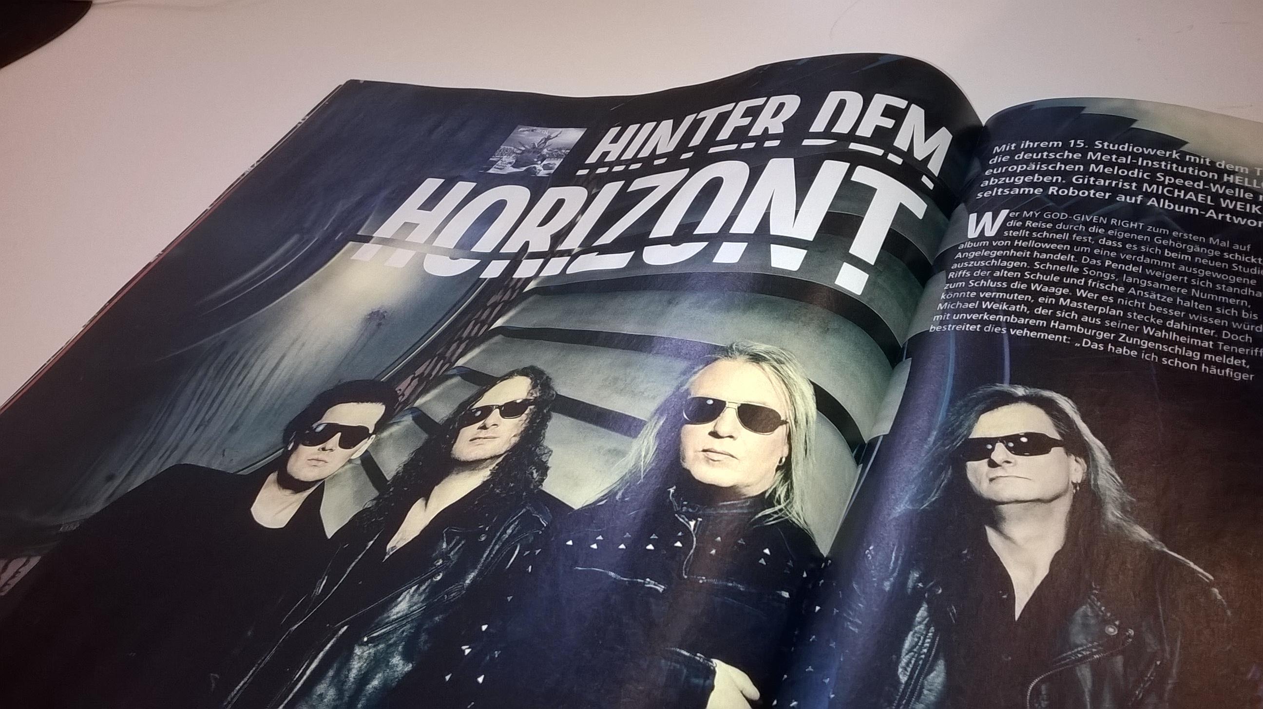 METAL HAMMER-Ausgabe 06/2015