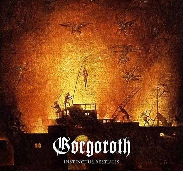 Gorgoroth INSTINCTUS BESTIALIS