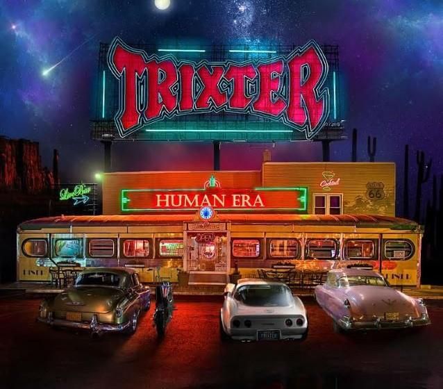 Trixter HUMAN ERA