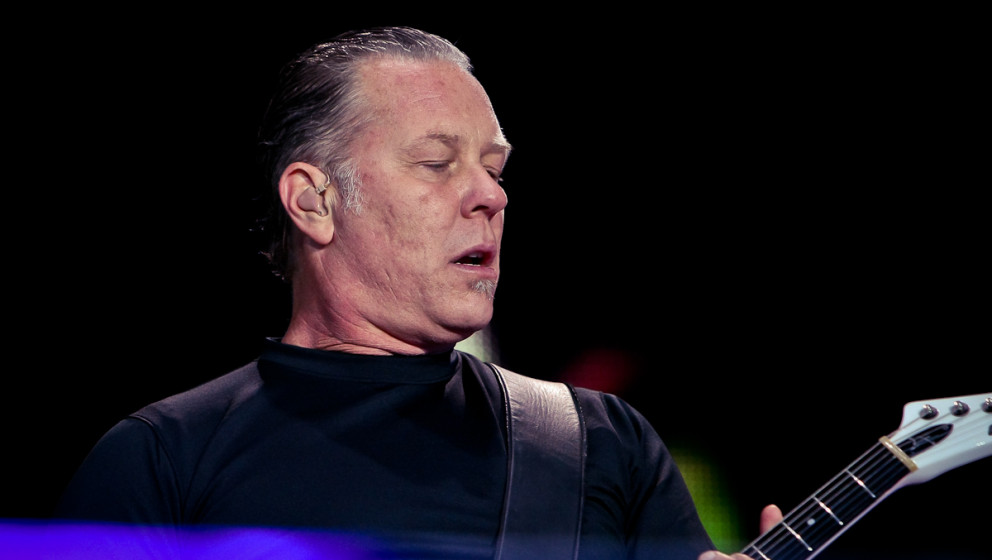 James Hetfield Metallica live, 09.07.2014, Wien