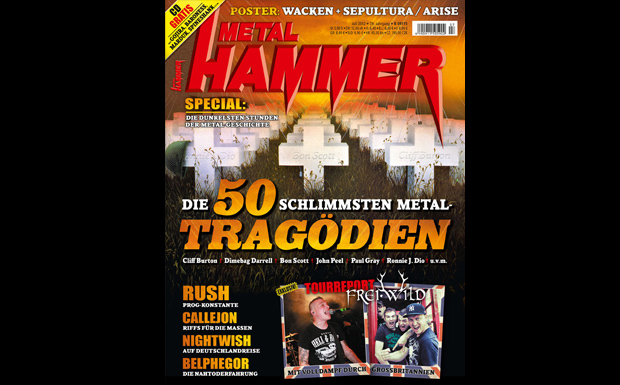 METAL HAMMER 07/2012