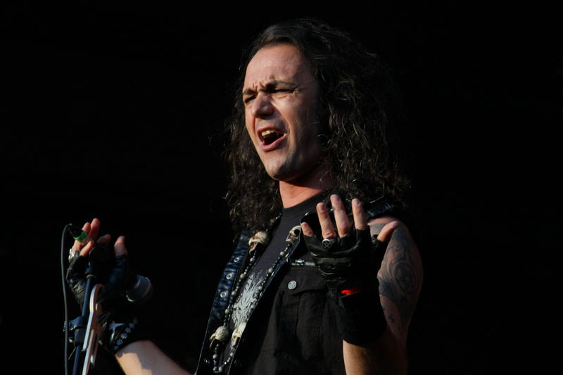 Moonspell, live, Metalcamp 2011
