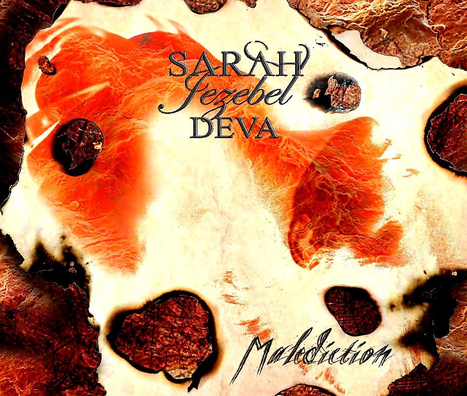 Sarah Jezebel Deva MALEDICTION EP