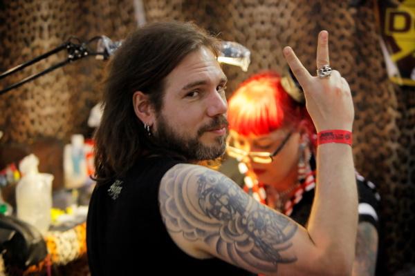 Rock n Ink 2011, Festival-Impressionen